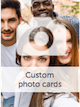 Custom greeting card small