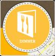 Dinner at any restaurant