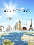 Custom front bon voyage medium