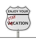 Custom front staycation medium